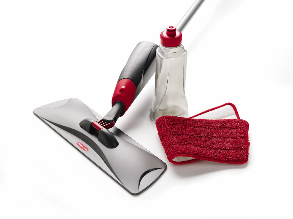 Mopping is one of cleaning activity