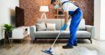 How to mop Hardwood Floors